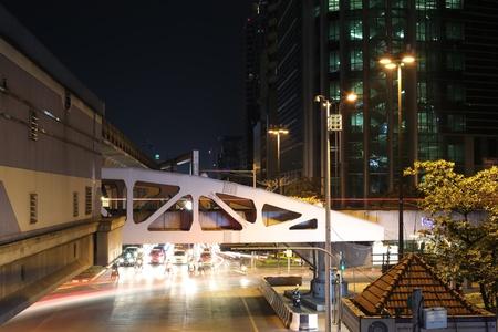 bangkok NIGHT: Bangkok night life Stock Photo