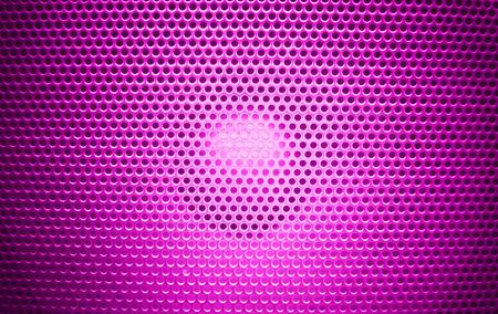 Speaker grill texture pink