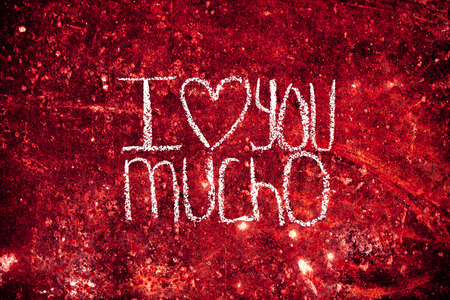 oxidation: I love you mucho