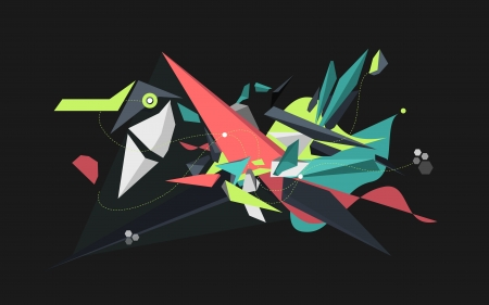 vettoriale: Abstract Vector