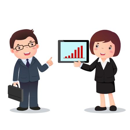 ビジネスマンや実業家の子供のための職業コスチューム