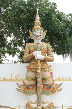 giant  in thailand Stock Photo - 12363055