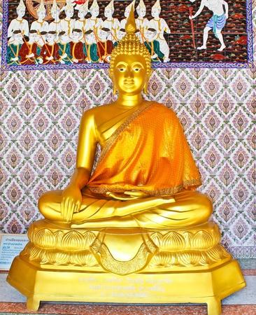 Buddha in Thailand Stock Photo - 12650863