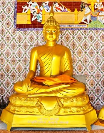 Buddha in Thailand Stock Photo - 12650858