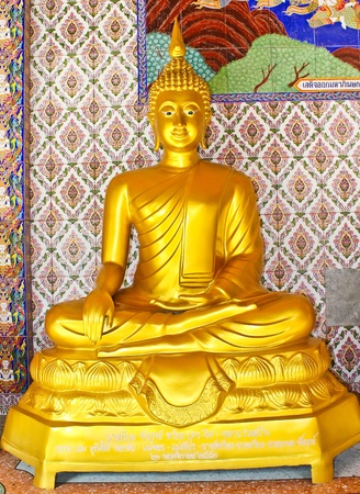 Buddha in Thailand Stock Photo - 12650860