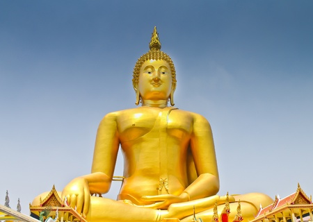 Statue of Buddha in Thailand Stock Photo - 13315123