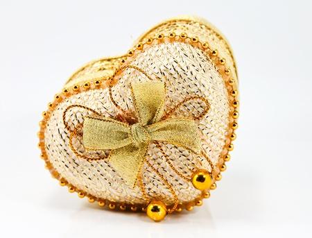 Ceramic heart shaped box Stock Photo - 21100450