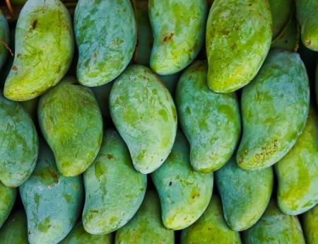 green mango Stock Photo