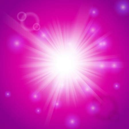 laser show: Abstract magic light background illustration for your majestic design  Element for web design  Pink explosion
