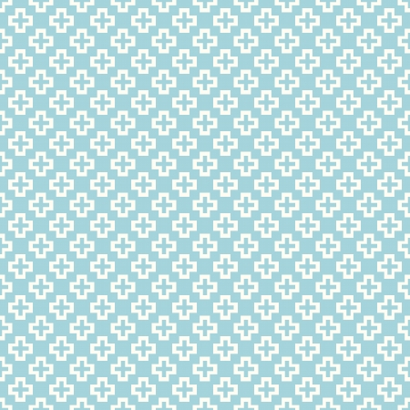 criss cross: Pastel retro vector seamless pattern (tiling). Endless texture can be used for wallpaper, pattern fill, web page background, surface textures. Monochrome geometric ornament. Blue and white colors.