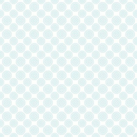 Pattern paper for scrapbook  tiling   Blue, white and brown shabby color  Endless texture can be used for printing onto fabric and paper or scrap booking  Flower abstract shape  Baby wallpaper  Иллюстрация