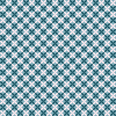 scrapbook background: 10 Chic different vector seamless patterns (tiling). Pink and blue color. Endless texture for printing onto fabric, paper, scrap booking. Wave, flower and dot shape. Pretty cute print background.