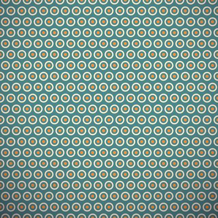 feminine background: 10 patrones de vectores sin fisuras atractivos (mosaico). , Colores anaranjados azules. Textura para la impresi�n sobre tela, papel, chatarra de reserva. Flor abstracta, forma. Fondo femenino con clase. Retro y vintage. Vectores
