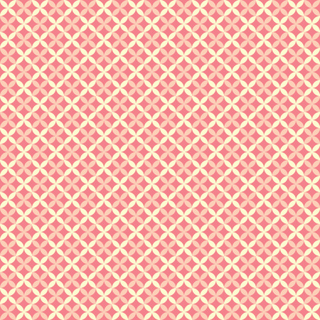 10 Charming different vector seamless patterns (tiling). Sweet pink, blue and lemon cream colors. Endless texture can be used for printing onto fabric and paper. Heart, flower and dot shape. Stock Vector - 28458618