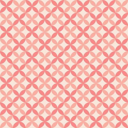 パステルかなりのベクトルのシームレスなパターン (タイリング色見本)。無限のテクスチャは、壁紙, 塗りつぶし, web 背景テクスチャに使用でき