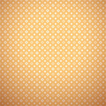 ソフト別ベクトル パターン (タイル)。壁紙, 塗りつぶし, web ページの背景テクスチャの無限のテクスチャです。繊細な幾何学的な装飾。黄色と白の  イラスト・ベクター素材