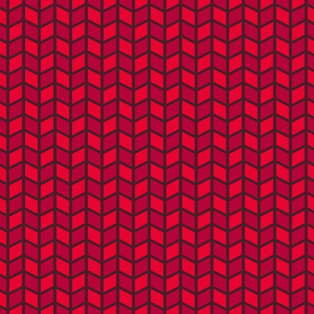 red cube: Passionate vector seamless pattern  tiling   Hot red color  Endless texture can be used for printing onto fabric and paper, scrap booking  Lush attractive background
