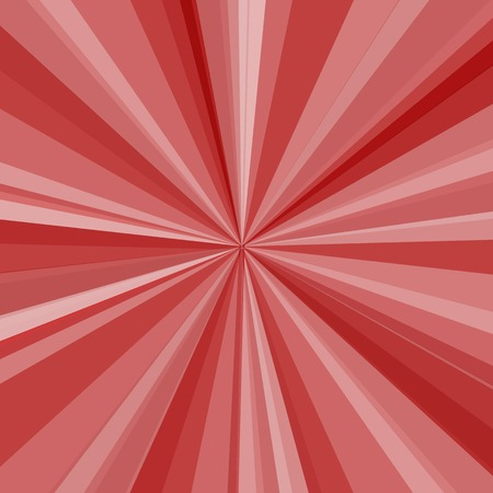 Red rays background. Vector illustration for your bright beams design. Sun theme abstract wallpaper. Vector