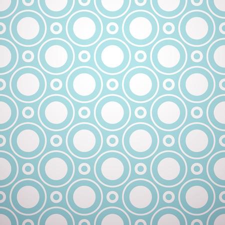 Vintage vector nahtlose Muster. Endless Textur für den Hintergrund, füllen, Web-Seite Hintergrund, Oberflächenstruktur. Monochrom geometrischen Ornament. Blaue und weiße schäbigen Pastellfarben.