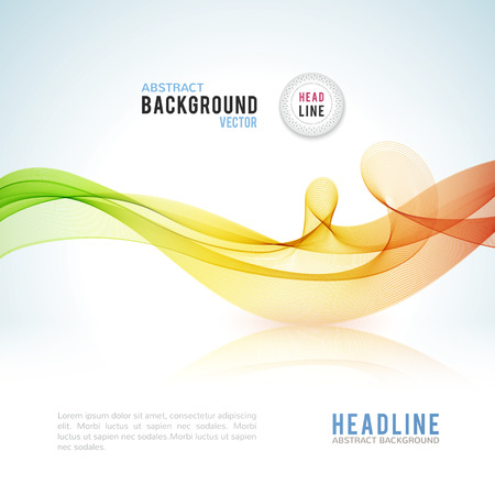 Abstract Banners On 12 Different Themes Stock Vector 60463033 ...