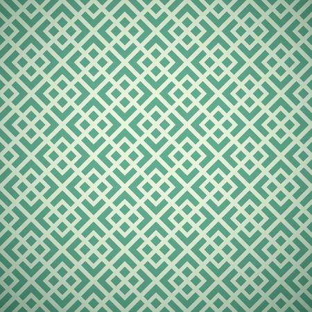 emerald: Retro mint and emerald vector pattern.
