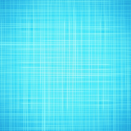 Light blue cloth texture background.  illustration for your summer sky and aqua water design. Book cover. Fabric canvas wallpaper with delicate striped pattern. Imagens - 44051926