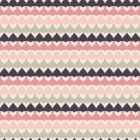 rosa negra: Lindo raya patrón abstracto sin fisuras retro. ilustración para el diseño tribal étnica. Puede ser utilizado para el papel pintado, cubrir rellenos, fondo de páginas web, texturas superficiales. Colores rosa, blanco y negro.