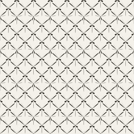 stripe pattern: Retro abstract mesh seamless pattern.  illustration for insect design. Can be used for wallpaper, cover fills, web page background, surface textures. Black and white colors. Stock Photo