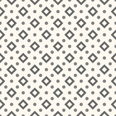 seamless pattern: Abstract geometric dot seamless pattern.  illustration for modern design. Black and white color.