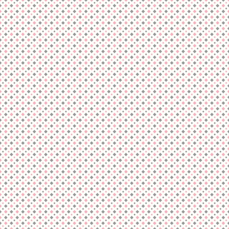 fond: Romantic seamless pattern. Fond red, pink, grey and white colors