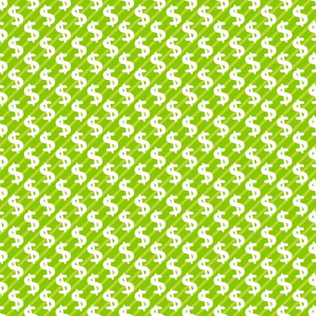 signo pesos: Muestra de dólar patrón abstracto sin fisuras de fondo