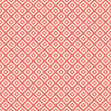 fond: Romantic seamless pattern. Fond red, yellow and white colors
