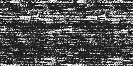 dirty carpet: Grunge texture seamless pattern. illustration for vintage design. Black and white colors. Abstract background with hand drawn brush strokes. Monochrome modern hipster graphic.