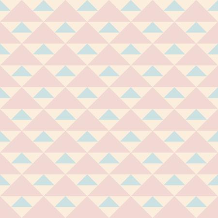 feminine background: Pastel retro seamless pattern.
