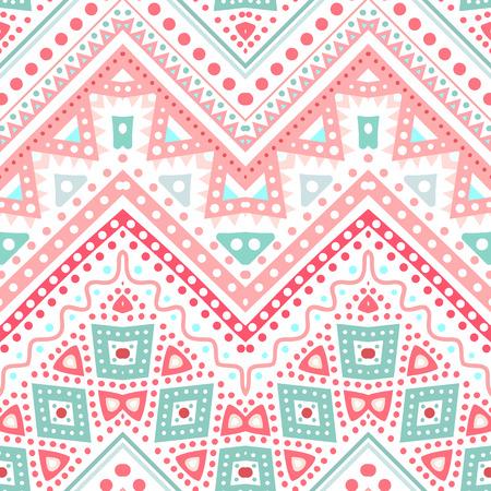 zag: Tribal ethnic zig zag pattern.