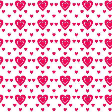 valentine day: Valentine day seamless pattern.  Illustration