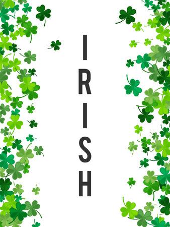 st: St Patricks Day background.