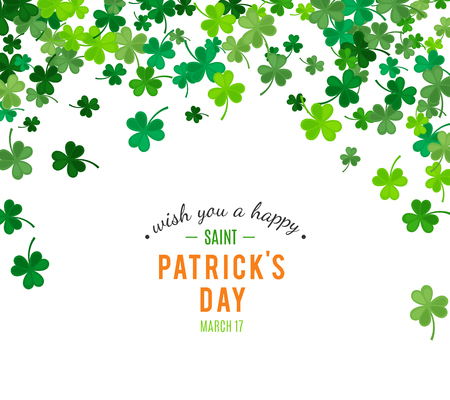 natural arch: St Patricks Day background.