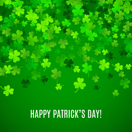 celebration day: St Patricks Day background.