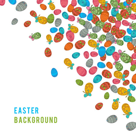 59,354 Egg Easter Background Cliparts, Stock Vector And Royalty ...