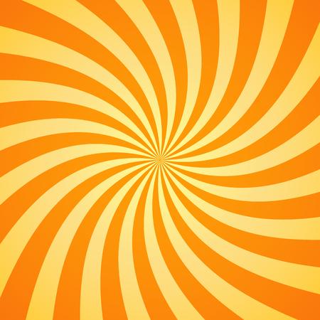 espiral: De remolino de fondo patrón radial. Ilustración del vector para el diseño de remolino. Vortex Starburst cuadrados giro en espiral. Helix rotación de los rayos. La convergencia de las rayas psychadelic escalables. haces de luz de sol divertidas.