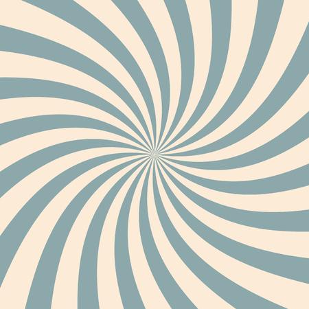 converging: Swirling radial pattern background. Illustration