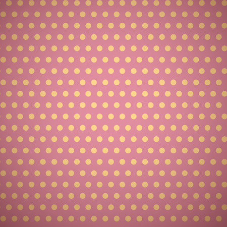 room accent: Vintage pink pattern with shadow. Vector illustration. Endless texture for wallpaper, fill, web page background, surface texture. Shabby geometric ornament.