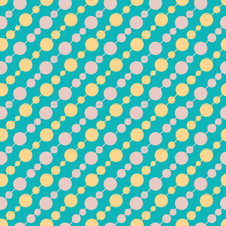 turquiose: Vintage turquiose seamless pattern. Vector illustration. Endless texture for wallpaper, fill, web page background, surface texture. Shabby geometric ornament. Illustration
