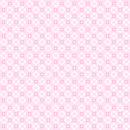 Cute Pink Seamless Pattern Endless Texture For Wallpaper Fill Web Page Background