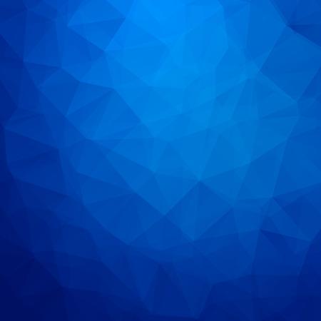 fondo triángulo geométrico abstracto. Ilustración del vector para el diseño moderno. colores azul verde. Aqua cristal de hielo de agua. cartel luminoso. Textura decorativa del mosaico gráfico. Papel pintado retro.