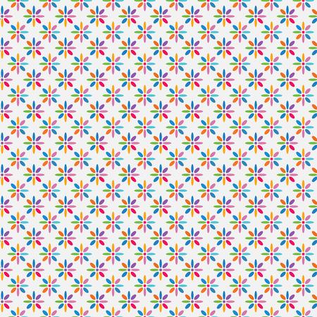 Patrón Transparente De Colores Brillantes Para El Estilo Bebé ...