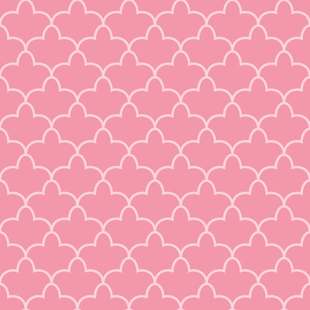 pink flower background: Cute floral seamless pattern background. Vector illustration for elegant design. Abstract stylish decorative. Shabby pink color. Flower motif background.