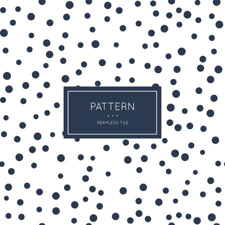 Geometric dot pattern