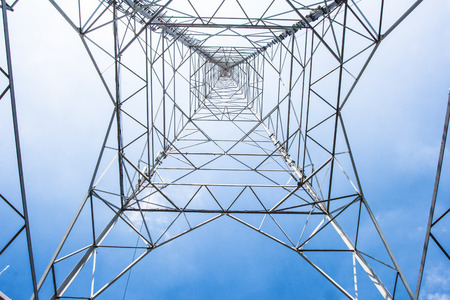 characterized: Telecommunication tower It is characterized by high towers made of steel. Used to transmit television signals.